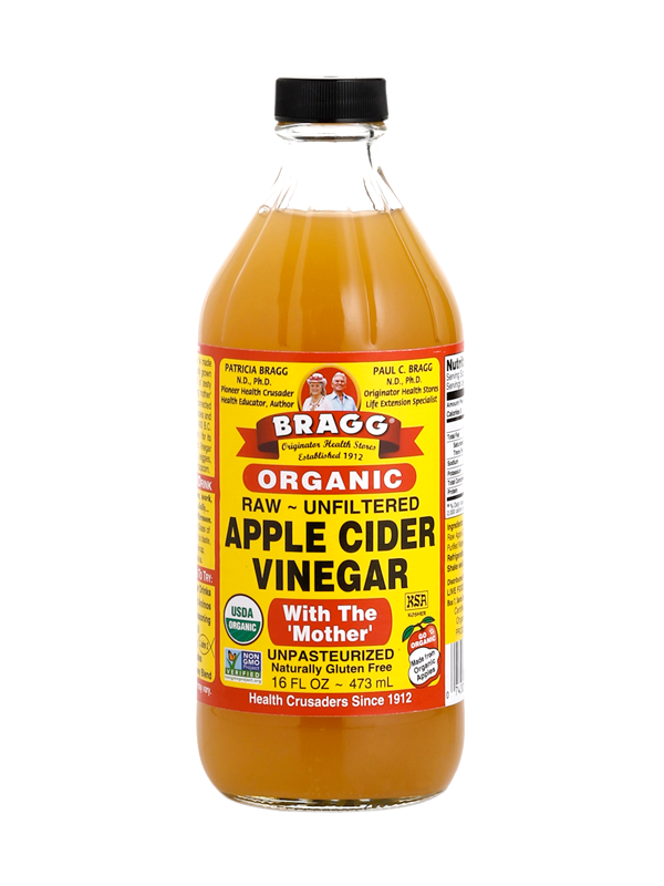 Picture of Organic Raw Apple Cider Vinegar - 473 ml