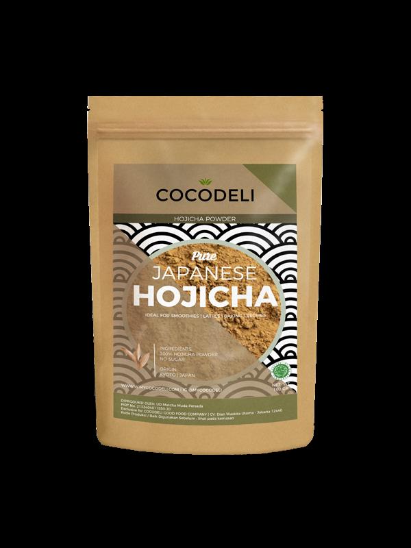 Picture of Organic Pure Japanese Hojicha Powder - 50 g