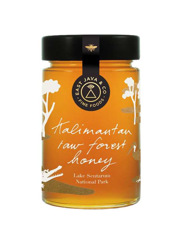 Picture of Kalimantan Raw Forest Honey - 250 g