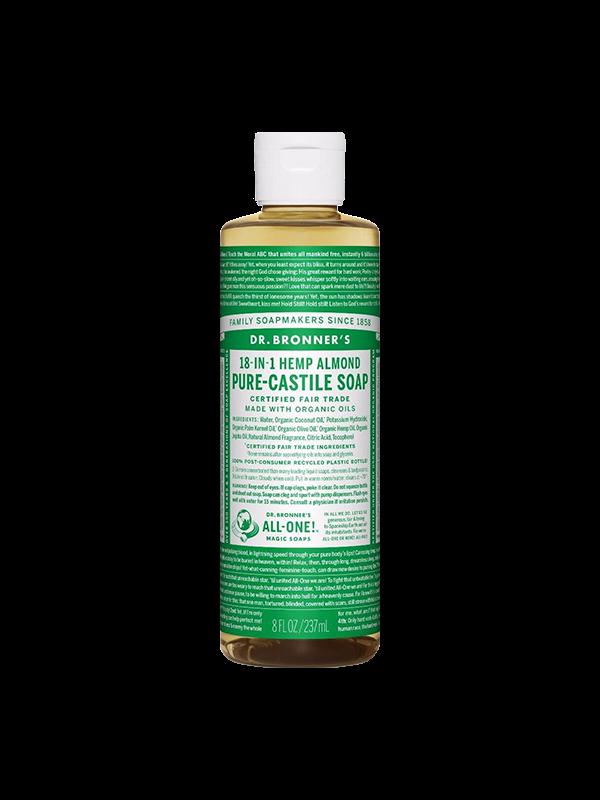 Picture of Almond Pure-Castile Liquid Soap - 237 ml
