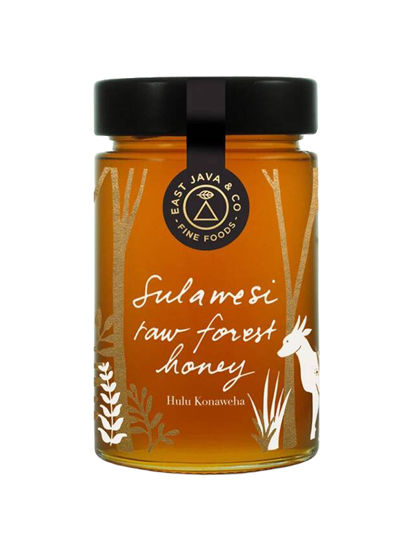 Picture of Sulawesi Raw Forest Honey - 250g