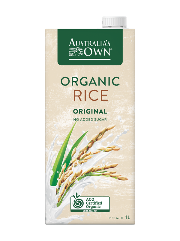 Picture of Organic Rice Milk - 1 litre