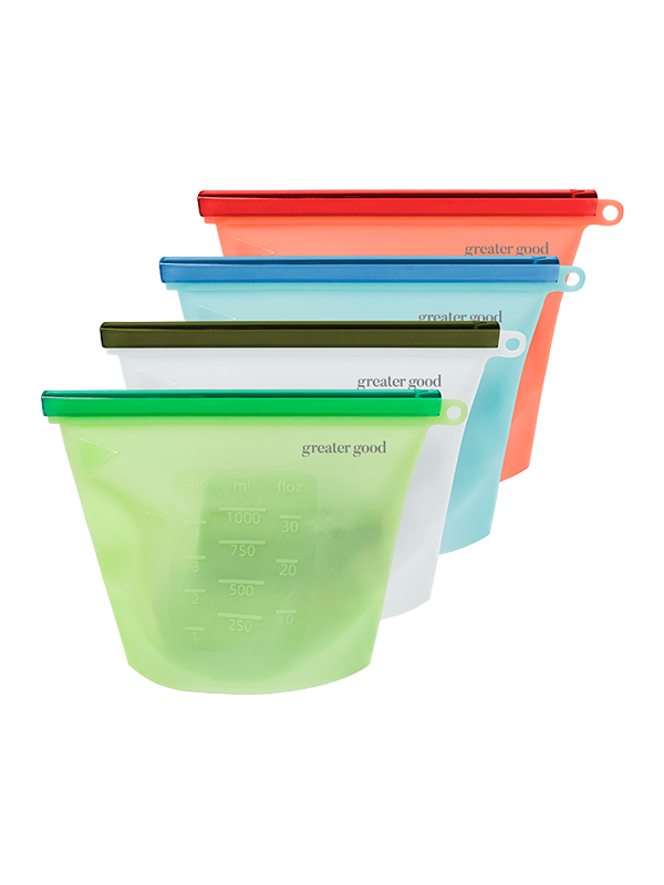 Picture of Silicone Food Storage Bags