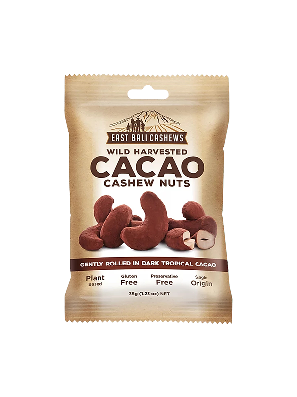 Picture of Cacao Cashew Nuts - 35 g