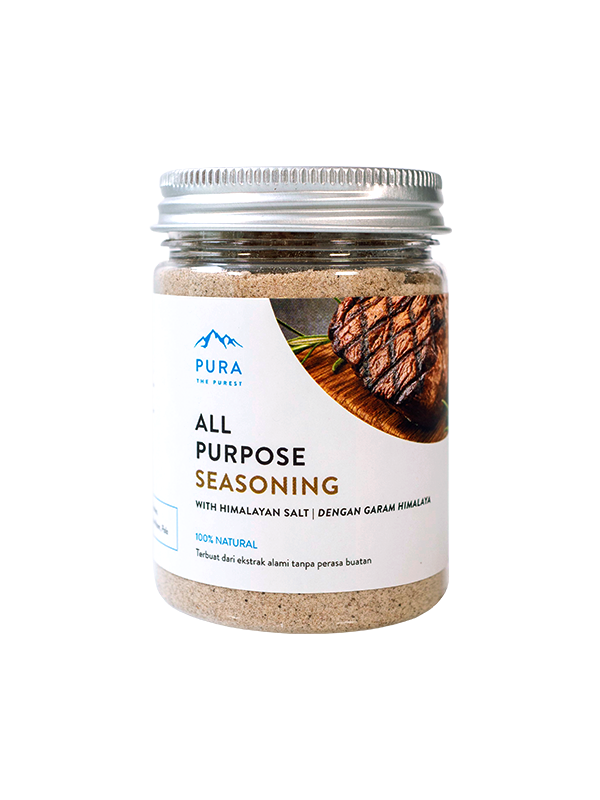 Picture of Beef Seasoning with Himalayan Salt - 80 g