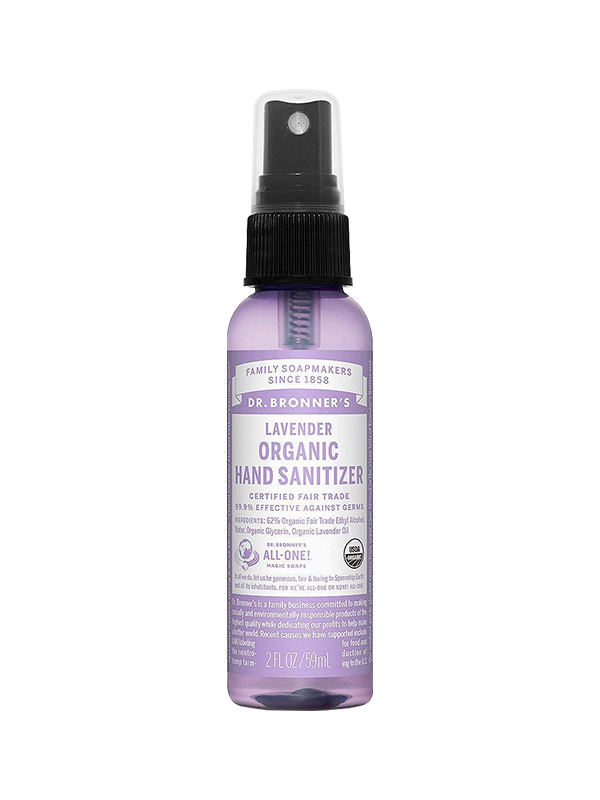 Picture of Lavender Organic Hand Sanitizer - 59 ml