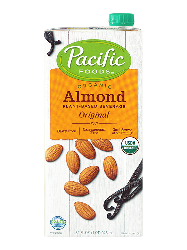 Picture of Organic Original Almond Milk - 946 ml