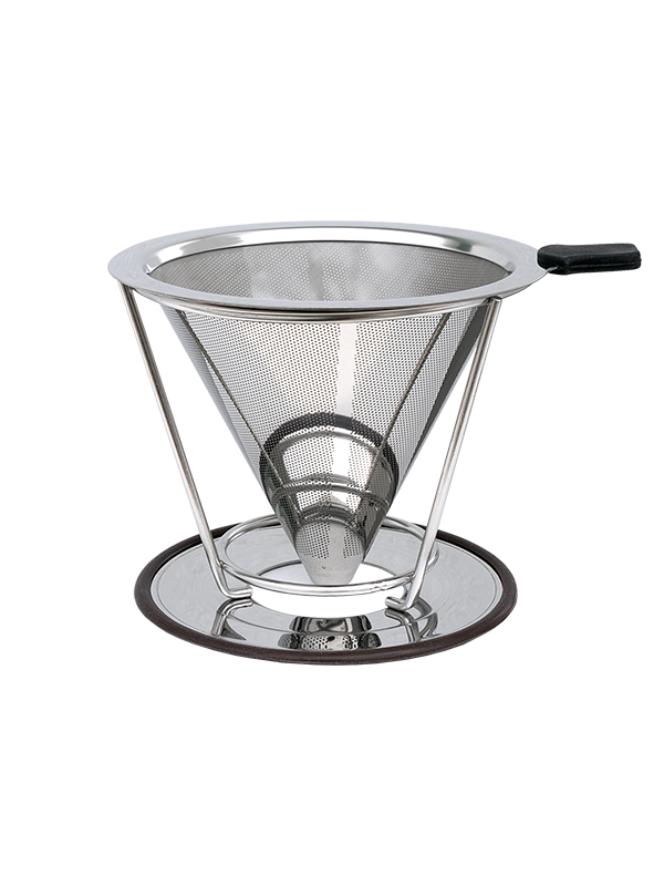 Picture of Stainless Steel Pour Over Coffee FIlter