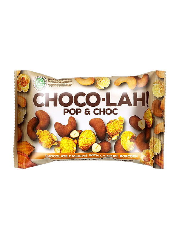 Picture of Choco-Lah! Pop & Choc - 30 g
